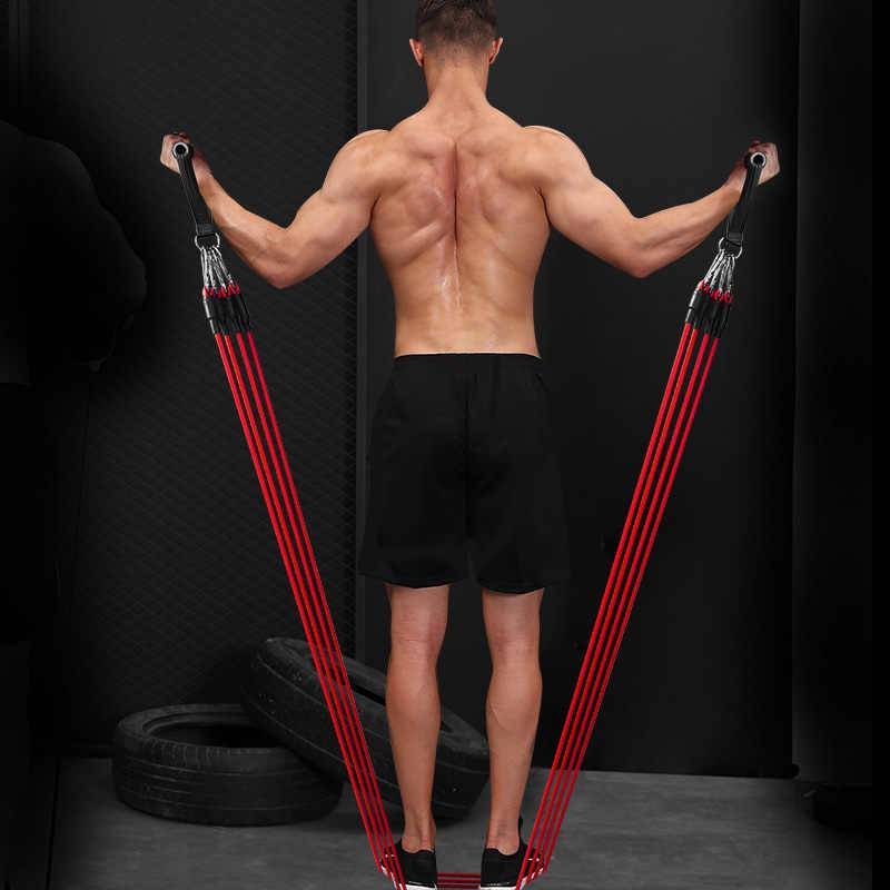 Упражнения с эспандером на укрепление мышц спины и стабилизацию позвоночника. как выполнять упражнения с резиновой эластичной лентой?