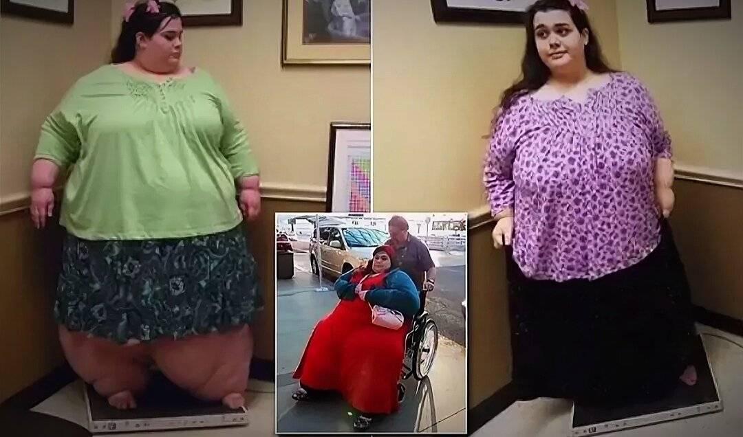 """Я вешу 300 кг 7-я серия - """"история дотти"""" на канале tlc в 20:05 30.05.2019, кадры, видео, актеры."""