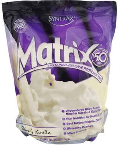 Протеин matrix от syntrax: состав, особенности, правила приема