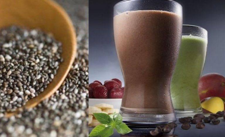 Семена чиа для похудения: как правильно готовить и употреблять, лучшие рецепты