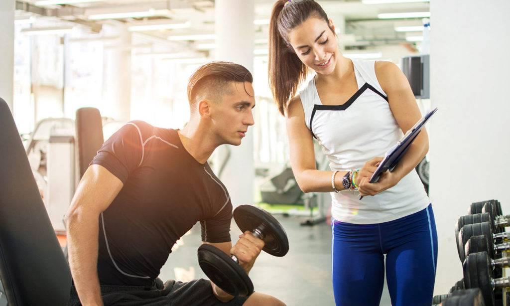 Занятия в тренажерном зале для начинающих девушек без тренера для похудения. упражнения, сколько и как выполнять