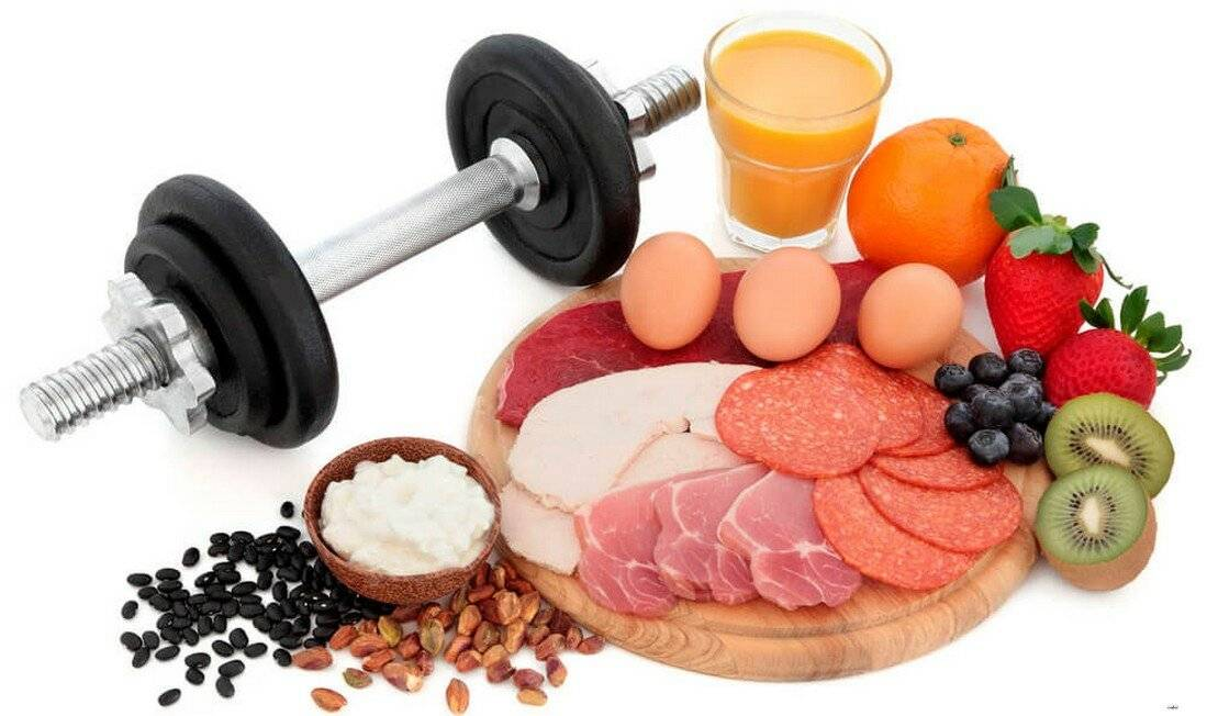 Правильное питание до и после тренировки для похудения и набора мышечной массы