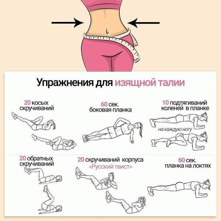 Хотите сделать свое тело лучше, добить узкой талии и плоского жвивота, тогда эта статья для вас. упражнения для тонкой талии и плоского живота: домашняя тренировка | rulebody.ru — правила тела