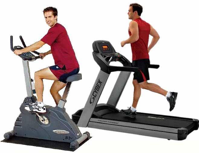 Что лучше беговая дорожка или велотренажер для похудения: сравнения и советы.