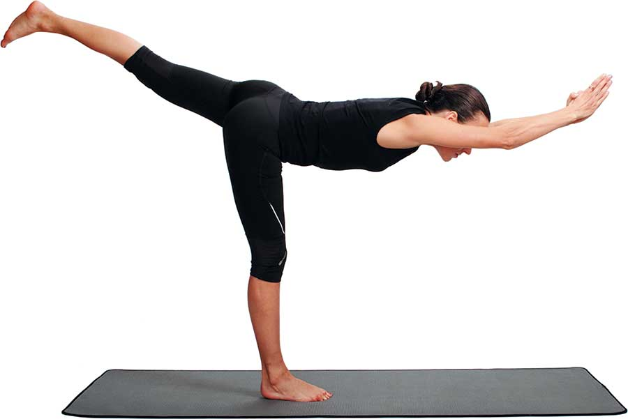 Гимнастическое упражнение ласточка описание. ласточка: техника и варианты упражнения. упражнение – «ласточка»