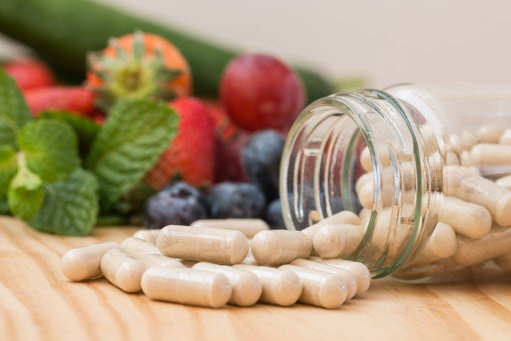 Пищевые добавки против старения