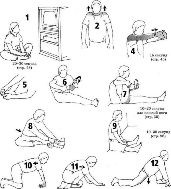 Разминка перед бегом: 7 лучших упражнений