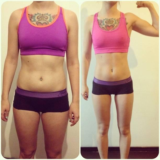 Сушка тела для девушек меню и упражнения для начинающих | women planet