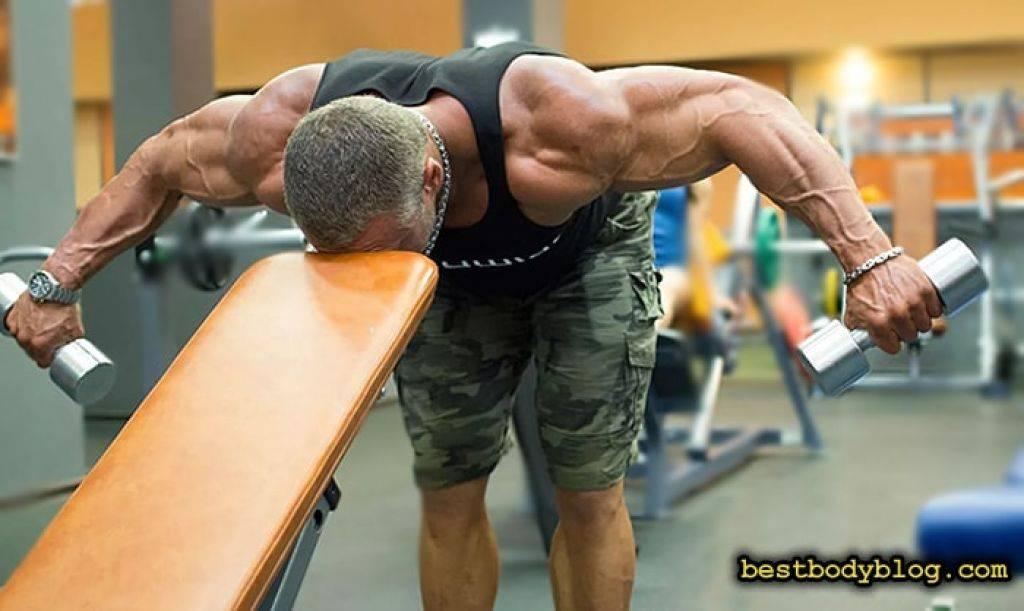 Упражнения для плеч, которые редко кто делает   bestbodyblog.com