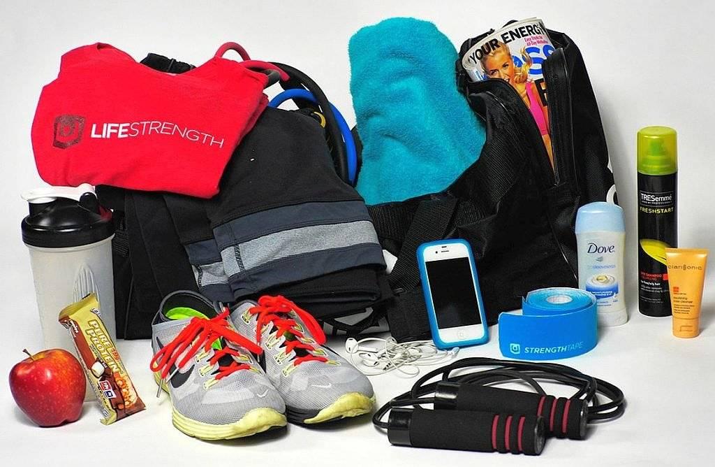 В чем заниматься фитнесом: одеваемся с умом   proka4aem.ru