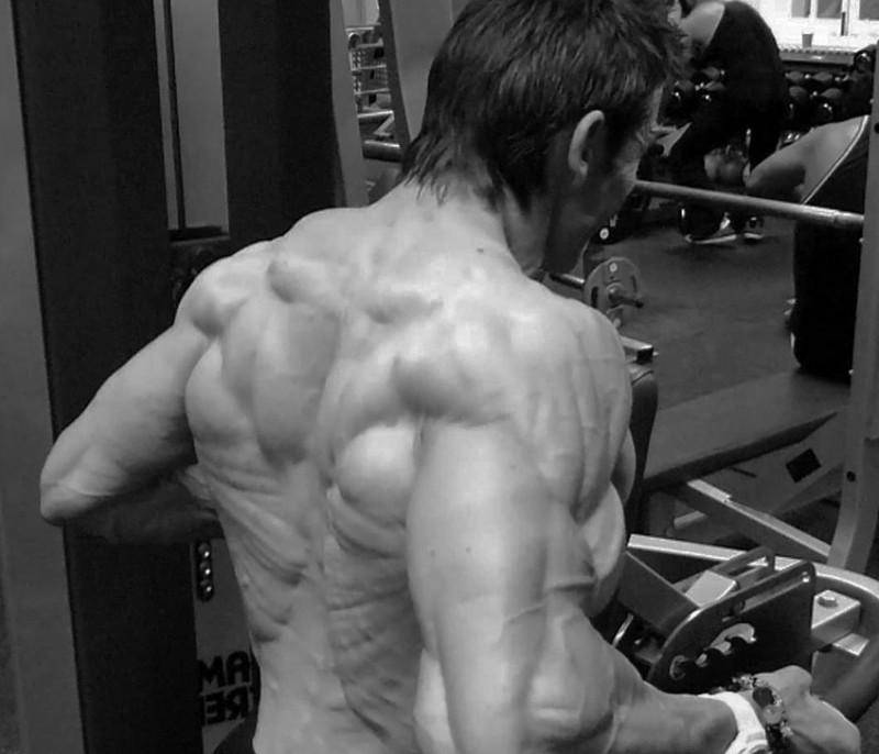 Shredded at 47: fitness model helmut strebl talks with simplyshredded.com   simplyshredded.com