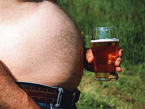 Как убрать пивной живот: действенные пути похудения