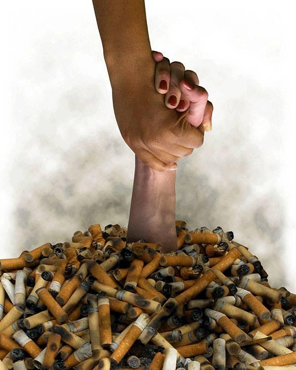 Курение и бодибилдинг: полная несовместимость