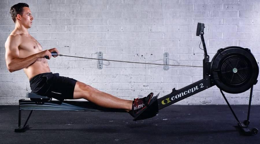 Гребной тренажер: для чего нужен, плюсы и минусы, эффективность для похудения