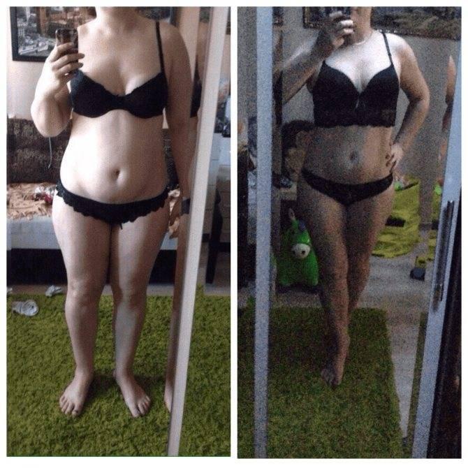 На сколько килограмм можно похудеть за месяц - body temple