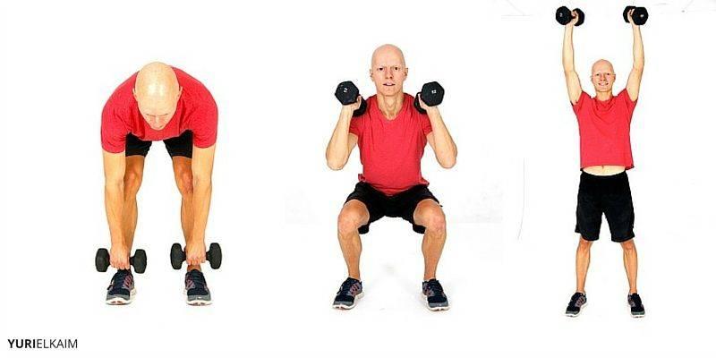 Комплекс упражнений с гантелями для женщин | musclefit