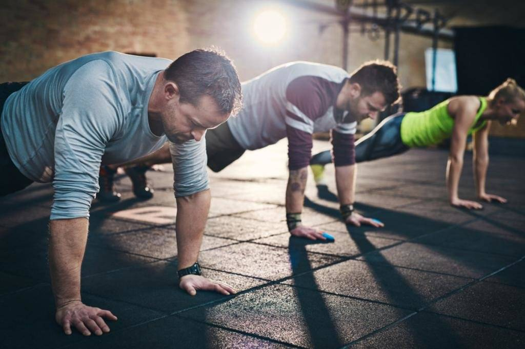 Аэробная тренировка и упражнения для развития выносливости
