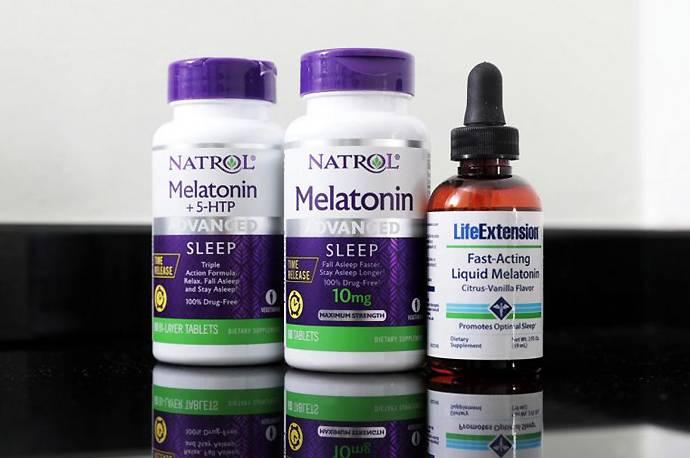 Мелатонин — гормон сна — блог викиум
