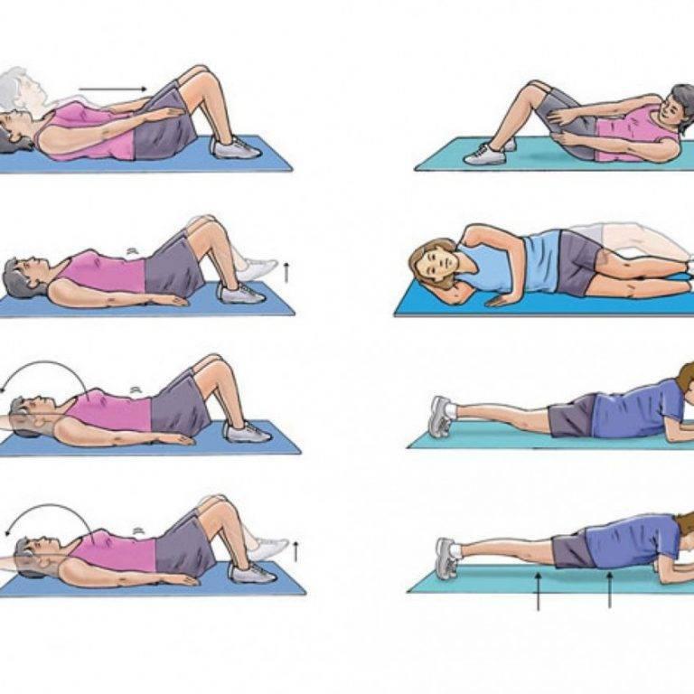 Качать пресс для похудения живота - как правильно делать упражнения с видео и график на неделю