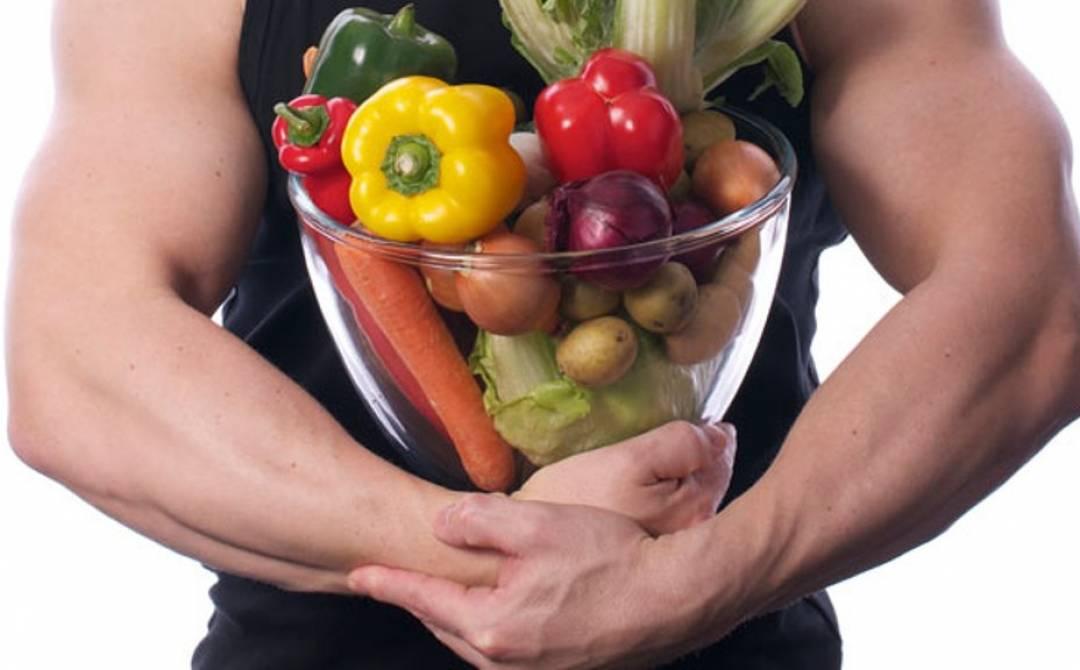 Вегетарианское питание и спорт: как набрать массу?