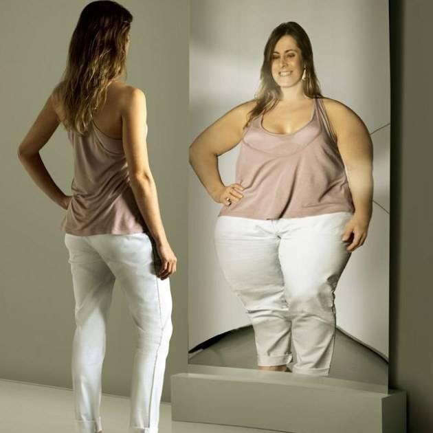 Основные причины, почему мужчины не любят толстых девушек