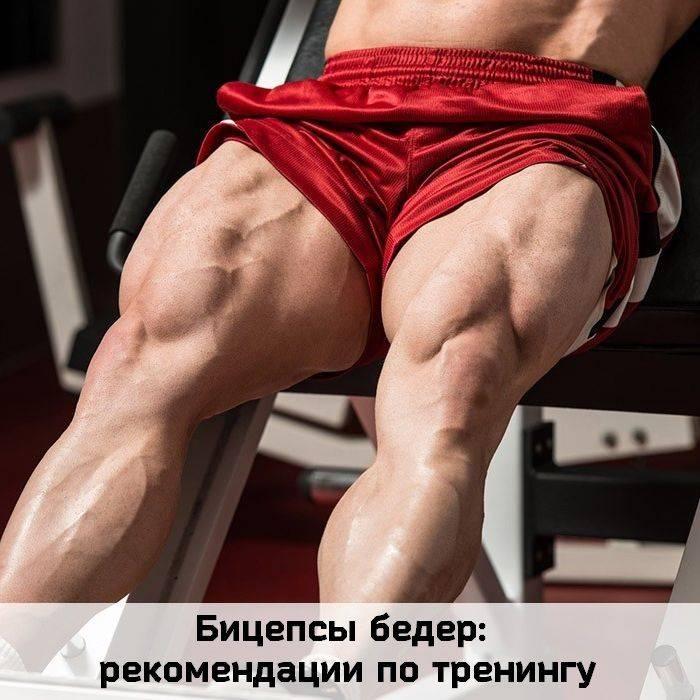 6 лучших упражнений для мышц задней поверхности бедра