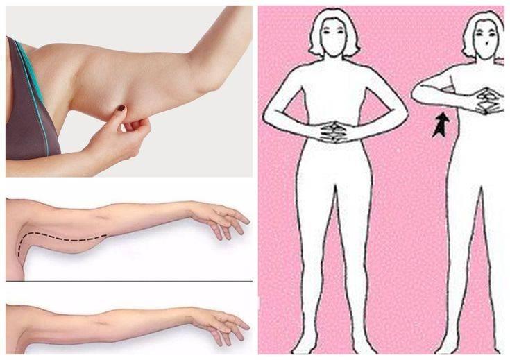 Подтянуть мышцы после похудения