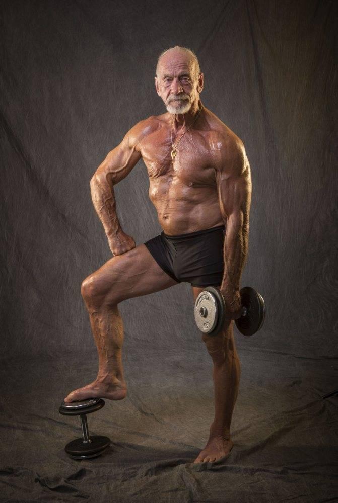Тренировки после 50 лет