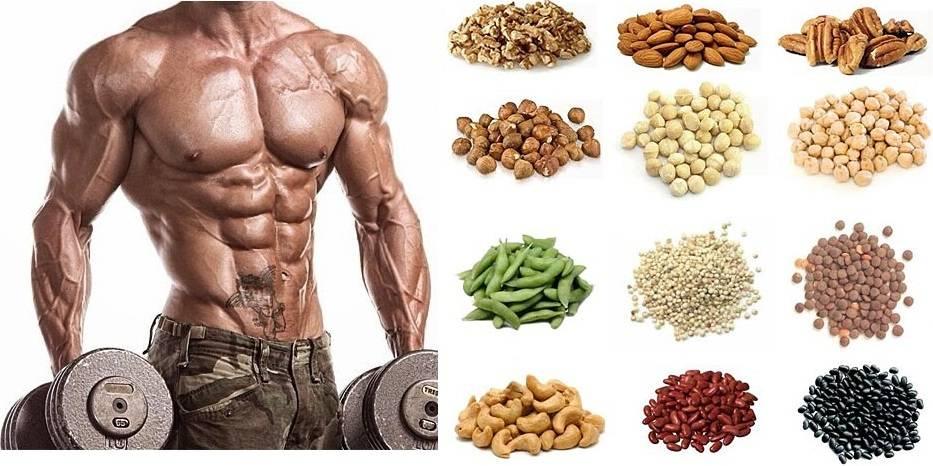 Белковые продукты для похудения и набора массы | strong life