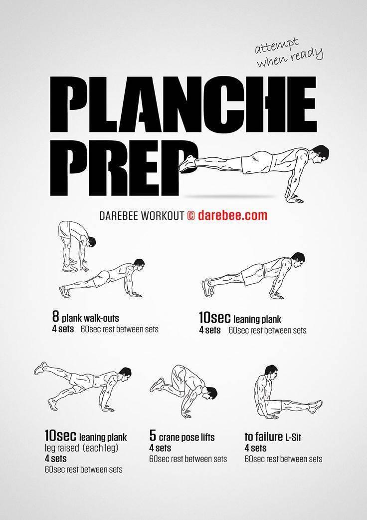 Калистеника: программа для начинающих, упражнения для мужчин