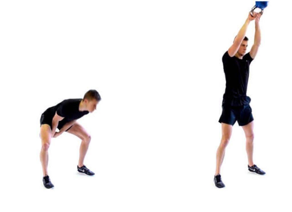 Тренировка с гирей: комплекс самых эффективных упражнений