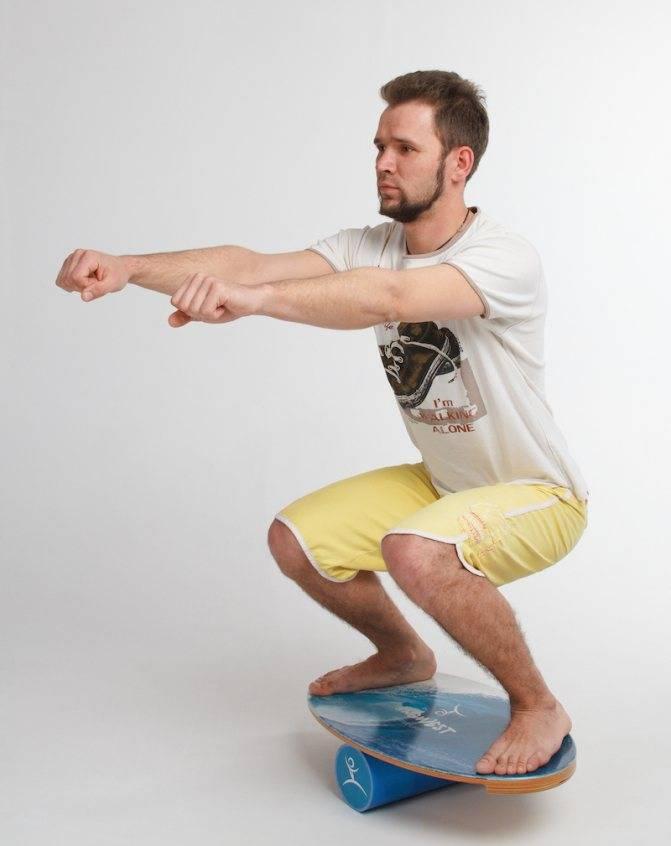 Упражнения на баланс борде – sportfito — сайт о спорте и здоровом образе жизни