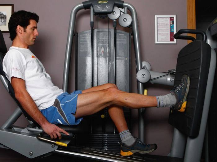 """Готовый план тренировок в тренажерном зале. часть 2: """"ноги и ягодицы"""""""