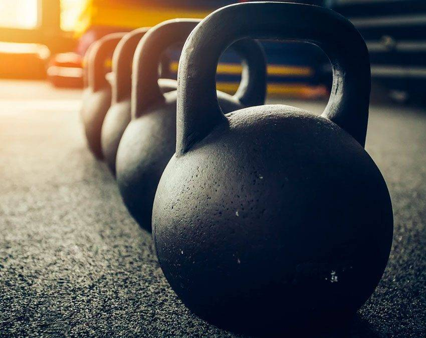 Гиревой спорт для похудения: как заниматься