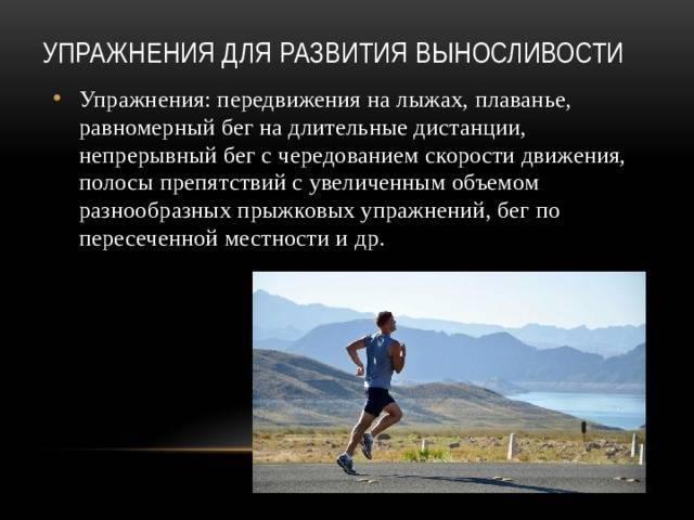 Тренировка силовой выносливости | как развить выносливость