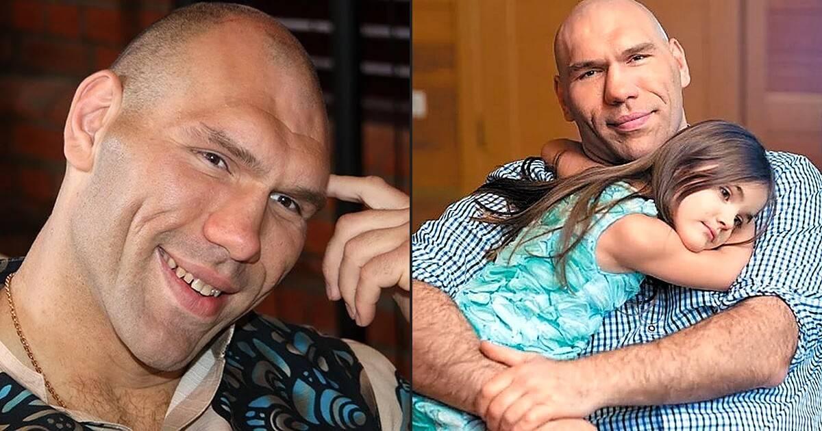 Николай валуев и его семья (16 фото + видео) . чёрт побери