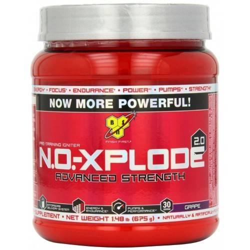 No xplode 2.0 от bsn - спортивное питание на dailyfit