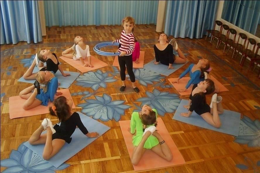 Особенности стретчинга для детей
