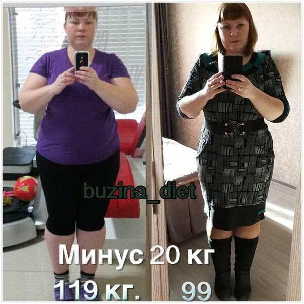 Минус 20 килограммов за 6 месяцев: личный опыт альбины майер