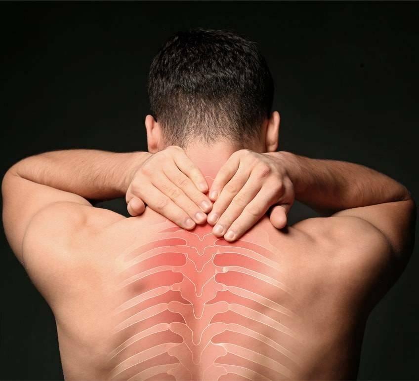 Боль между лопатками | компетентно о здоровье на ilive
