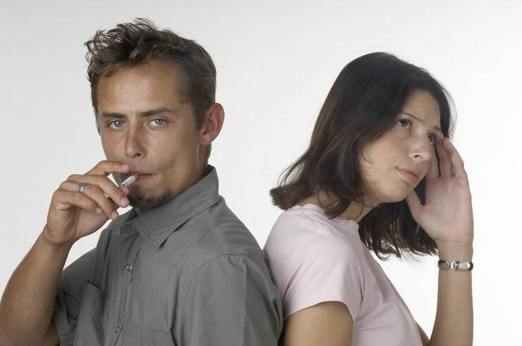Нравятся ли мужчинам курящие девушки? вся правда!