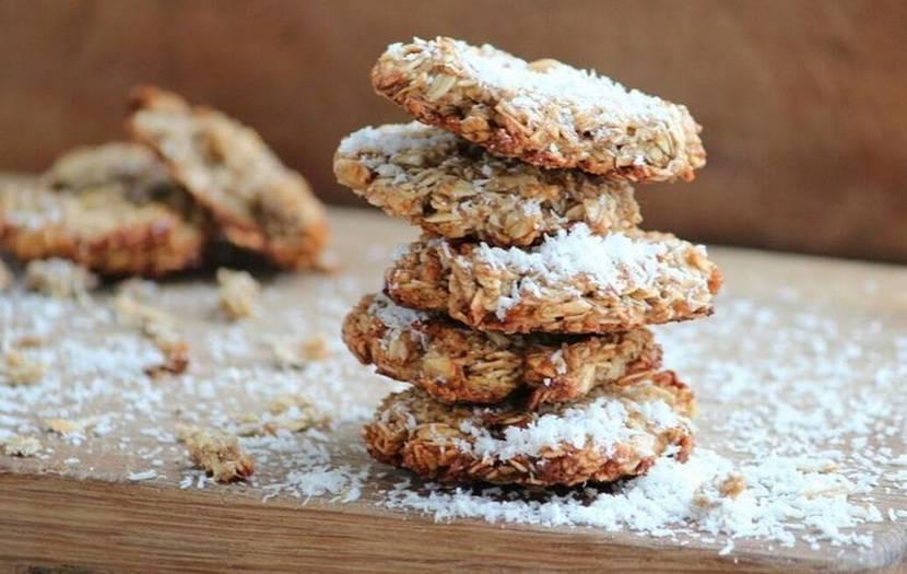 Овсяное печенье с творогом — пошаговый рецепт с фото
