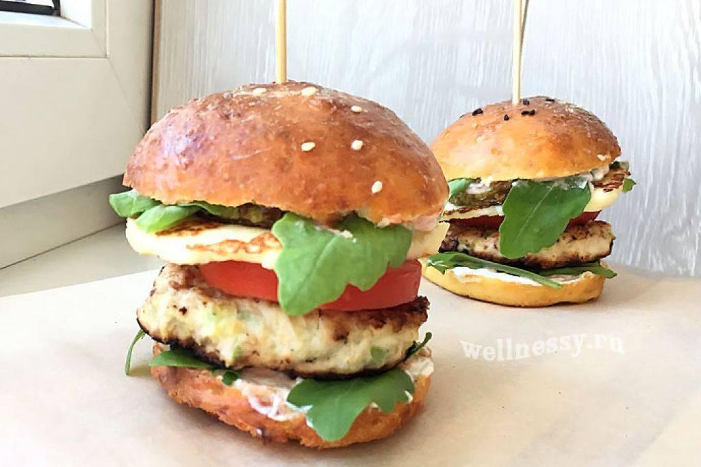 Полезный гамбургер: как приготовить дома здоровую альтернативу сендвичам из макдональдза