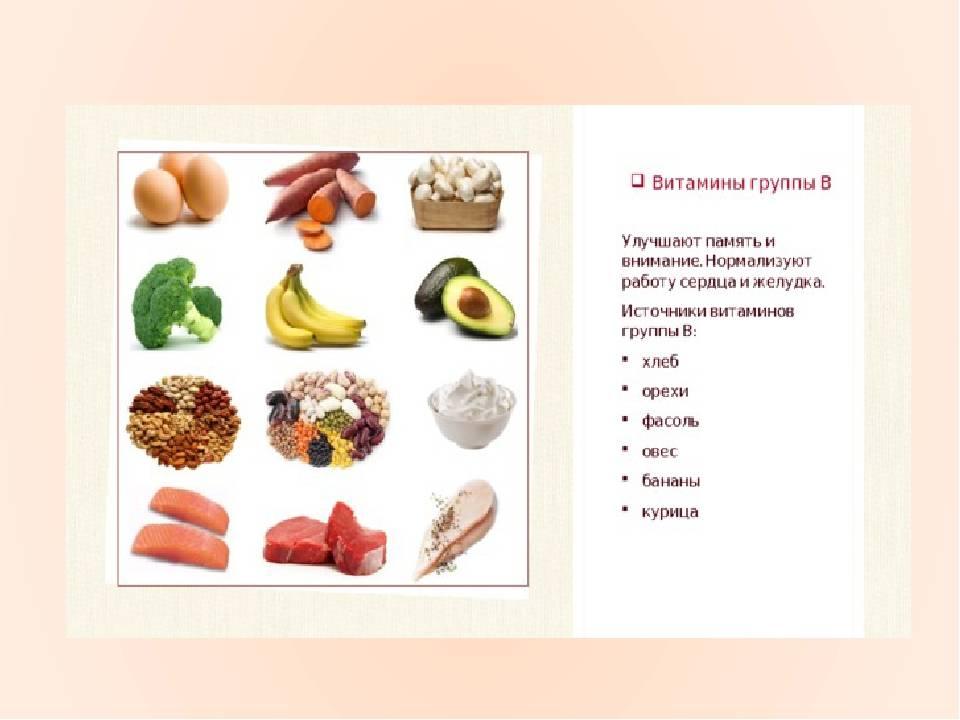 В каких продуктах содержится много витамина а (список) :: здоровье :: рбк стиль