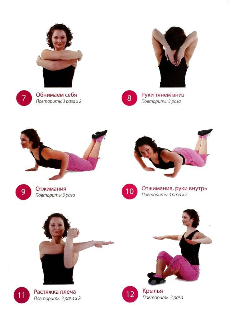 Что такое гимнастика бодифлекс и какие упражнения для похудения будут эффективны в домашних условиях?