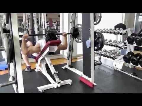 Армейский жим в тренажере смита: техника выполнения жима штанги сидя в смите
