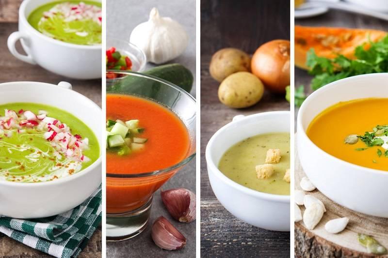 Обязательно ли есть суп или это миф