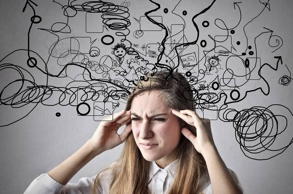 Как избавиться от негативных назойливых мыслей?