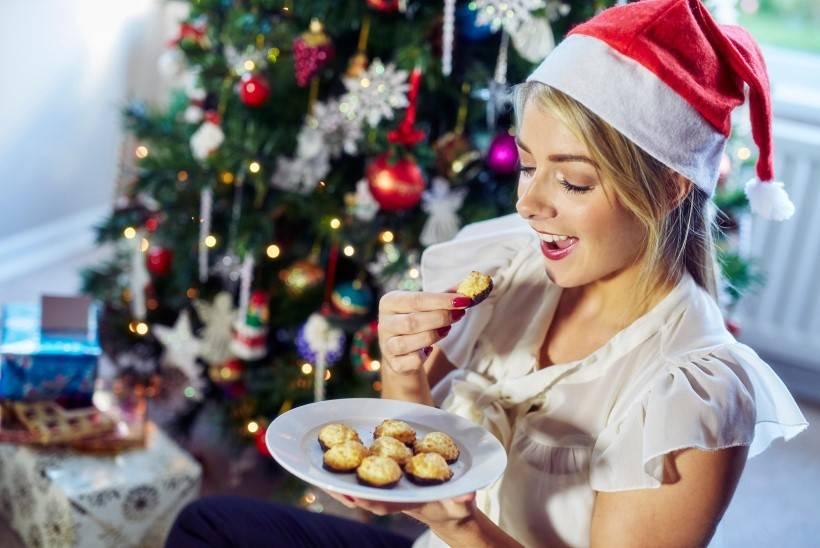 Диета перед новым годом: особенности питания для быстрого похудения и меню на 10 дней