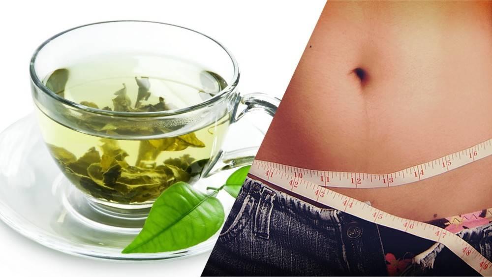 3 причины, почему употребление зеленого чая поможет вам похудеть